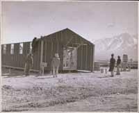Barracks construction