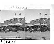 Palace Hotel, Cripple Creek, the Famous Gold Camp,  Colorado.