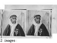 Sheikh el-Rachid, cheif of the escorts and greatest Bedouin of Palestine. Asia.