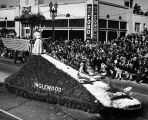 Inglewood's entry in the Tournament of Roses Parade, 1941
