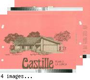 [Castille : Plan 3, La Lorca : floor plan and exterior renderings brochure].