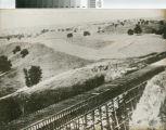 Turlock, Cal. -- Flume on Irrigation Canal.