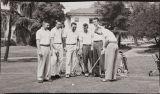 Golf team, Citrus Junior College, 1957