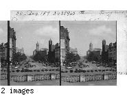 Pennsylvania Avenue from the Treasury, S.E. to Capitol, Washington, D.C.