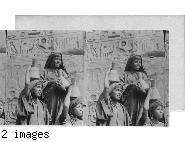 Children of the village Sheik. Upper Egypt.