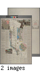 A map of the missions, presidios, pueblos, and some of the more interesting ranchos of Spanish California : together with the routes of the principal land explorations therein