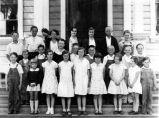 Murray School class photograph (1932)