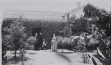 B.F. Conaway photograph of Clemons residence