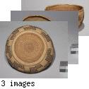 Hupa, Karok, or Yurok trinket basket