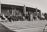 Dedication of five new buildings, October 24, 1964