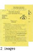 Ministry of Defense Communique 1, March 26, 1969