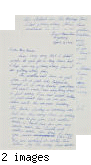 Letter from Roy Goto to [Afton] Nance, 1943 Apr 13