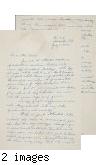 Letter from Mizuye Hirose to [Afton] Nance, 1943 Jul 1