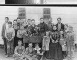 Photograph of Marcum Illinois School in Nicolaus