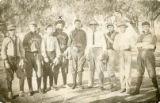 "The Banning High School """"Baseball Nine"""" of 1911"