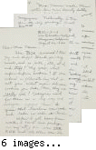 Letter from Paul H. [Kusuda] to [Afton] Nance, 1942 Aug 26
