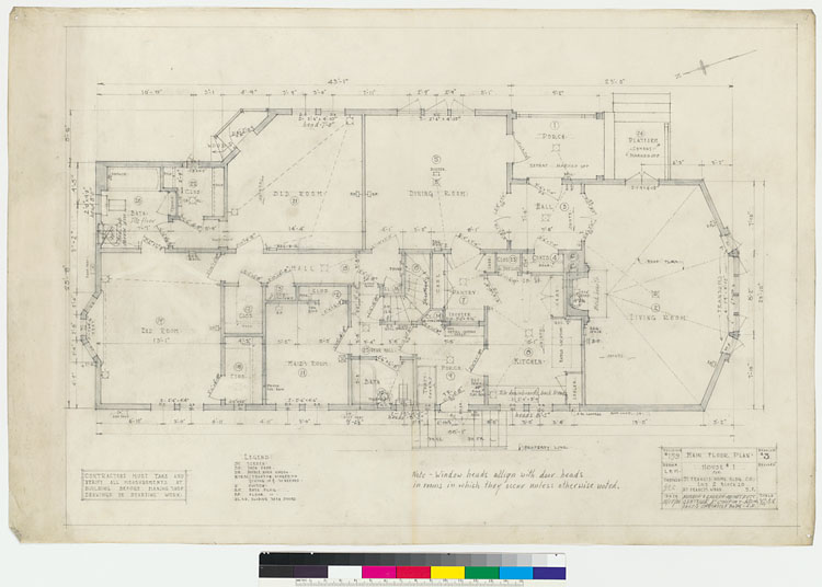 San Francisco Home Floor Plan Home Plan