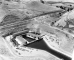 Edmonston Pumping Plant Construction