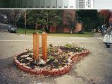 Impromptu 9/11 street memorial, 6 of 6
