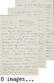 Letter from Paul H. [Kusuda] to [Afton] Nance, 1942 Oct 18