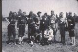 The Beaumont Madera Baseball Team