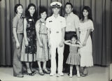 Victorino G. Mercado and Family at the US Naval Academy
