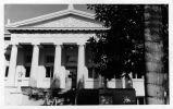 Carnegie Library front door.
