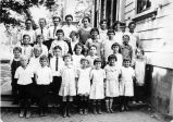 Murray School class photograph, (c. 1924)