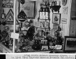William Parker Lyon Pony Express Museum--Drug Store Window