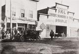 T. Otani Store : 620 Oxnard Boulevard, Oxnard : 1920 ; car driver Tokutaro Moriwaki.