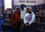 Tito Fuentes (retiredGiants baseball player), with Marie Peterson and Roberta Teglia