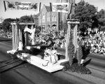 Pasadena Tournament of Roses Parade--Arcadia Float, 1964