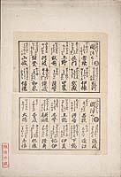 Ryūkō hashika kunizukushi
