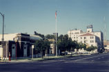 American Legion Hall and El Tejon Hotel