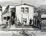 Blair Home, Memorial Day 1950
