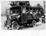 Arcadia City School Bus