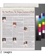 """""""Six new priests, six unique journeys of faith"""" from Orange County Catholic: The Official Newspaper of the Roman Catholic Diocese of Orange"""