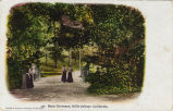 Postcard of Mills College