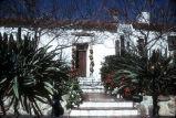 Entry Way to Adobe Flores, South Pasadena, CA