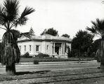 Coronado Public Library, 640 Orange Avenue, c. 1909.