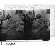 Arabs enjoying a game at a Native Coffee Shop.