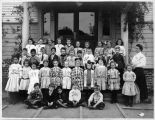 Penn Street school students