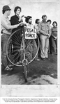 Protests and demonstrations, Pedal for Peace