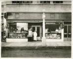 Upland Photograph Business; Exterior of Clark's Bakery / Bob Baughman