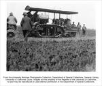 Farm machinery, tractor