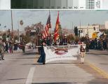 Bakersfield Centennial, beginning of parade
