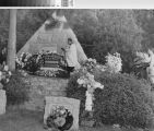 Mary Louise Brand's funeral