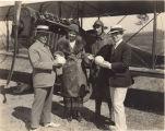 Helen Jerome Eddy Visits Cawston Ostrich Farm, June 18, 1920