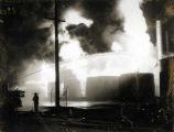 Powerine Oil Fire, Dec. 1960