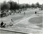 Upland Photograph Memorial Park baseball